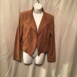 WHBM blazer/moto style, EUC, Size 10, Really nice!